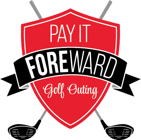 Pay It FOREward Golf Outing Logo